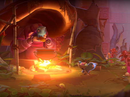 The Nindie Focus Podcast: THE LAST CAMPFIRE, A SHORT HIKE,  AND THE SHAPESHIFTING DETECTIVE