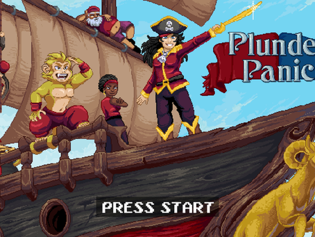 Plunder Panic is headed to PC in September and consoles next year