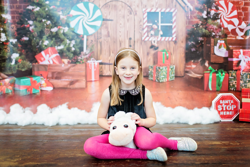 child christmas portrait lowestoft suffolk photography photographer