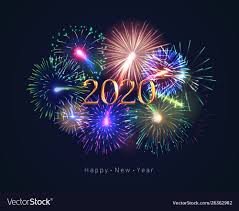 Goodbye 2019, Hello 2020!! Here's to the next decade!