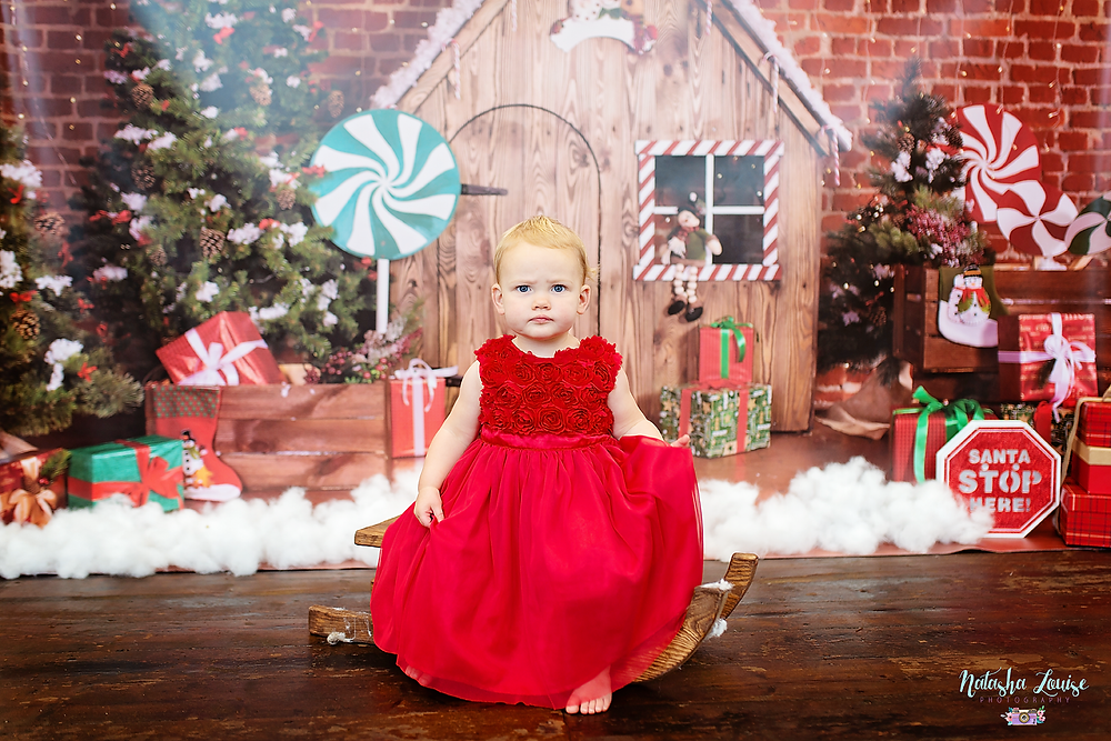 child portrait christmas beautiful cute lowestoft suffolk photographer child photography