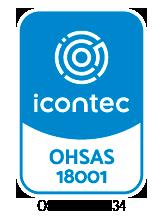 Sello-ICONTEC-OHSAS-1800 Edospina