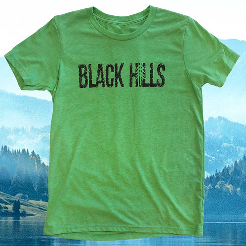 Green Black Hills