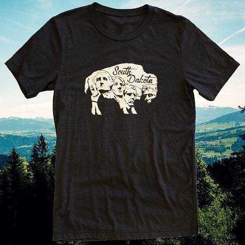 Black South Dakota Buffalo