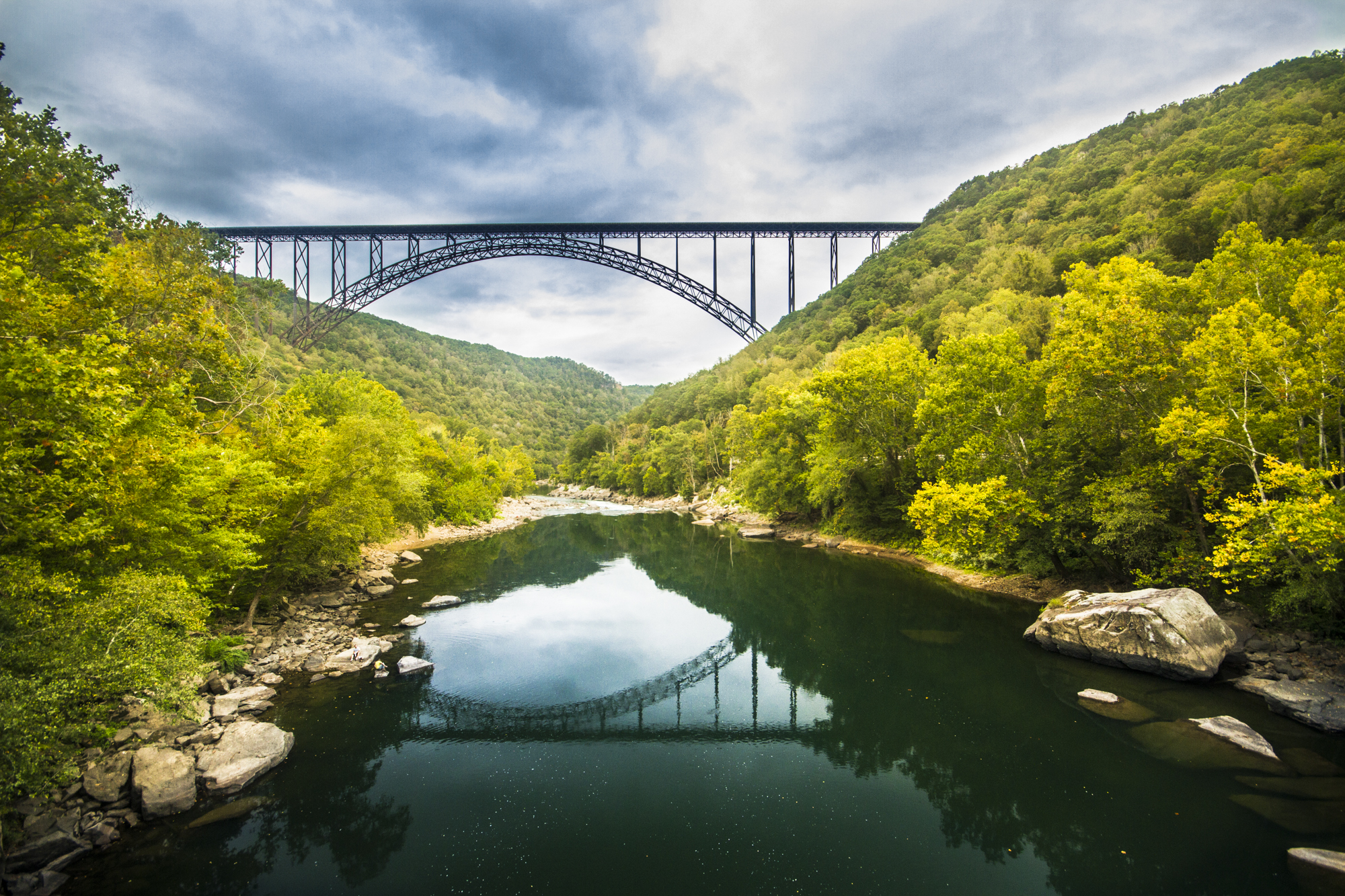 New River Bridge West Virginia