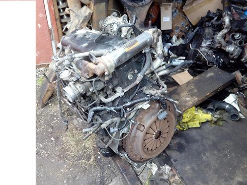 Двигатель в сборе 4HK-1T, Евро 3.