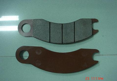 product 840. Тормозные колодки RK250