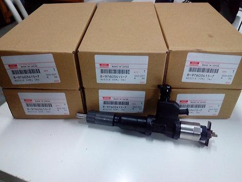 8976034157 Форсунка топливная ISUZU CYZ/EXZ 51