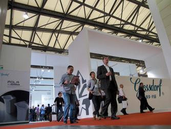 Giessdorf - Presentazione al KBC 2011 di Shanghai
