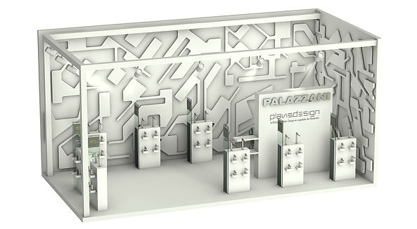 Bullo Design - EXHIBITION STAND CERSAIE - Palazzani Project - 2012