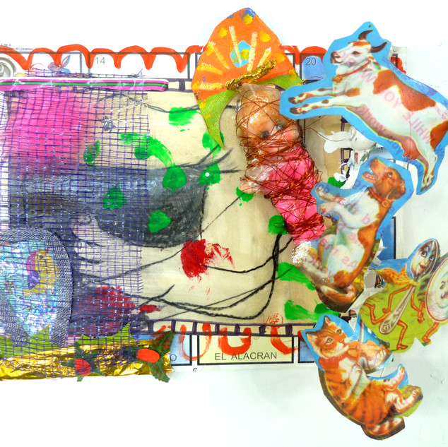 The caged bird sings a song of melancholy: a small thing, a drawing in 3D