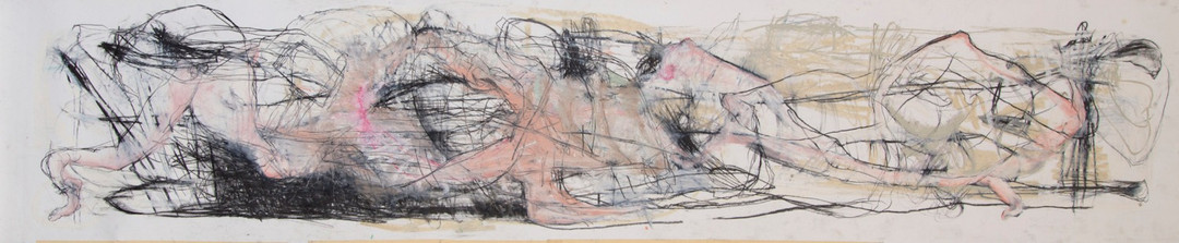 Nude-oilstick and graphite on paper-134x28inches_edited.jpg