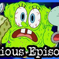 The 10 Darkest Spongebob Episodes  (ft.