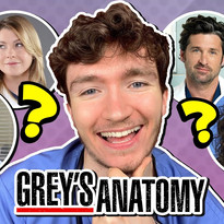 Which GREY'S ANATOMY Character Am I  Ans
