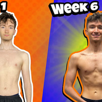 RESULTS Of My 6 Week Body Transformation  Fitness Challenge, Gym Journey, Cardio, Weights,