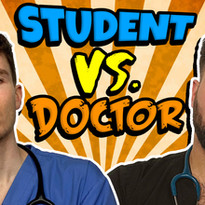 Doctor Ethan Thumbnail Student Vs. Docto