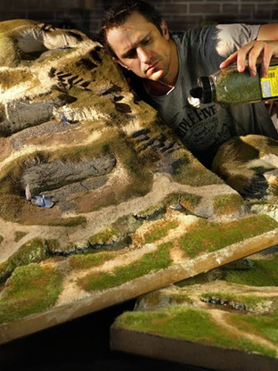 I'm making THE SHIRE from Lord of the Rings!  Pt2.jpg
