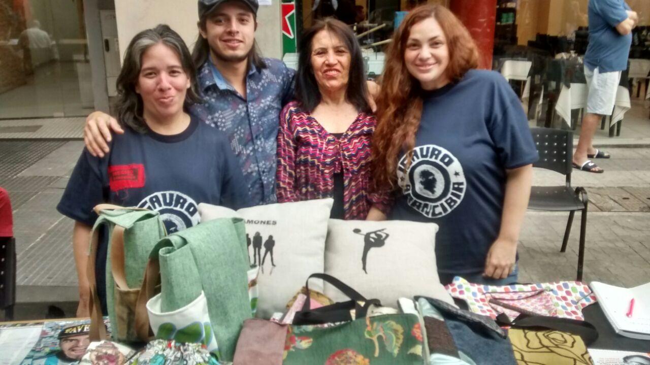 feria Casona de Humahuaca ecobolsas sabado 2 de dic