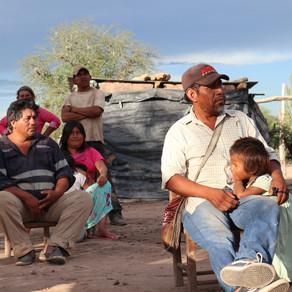 """""""Fortalecimiento a las comunidades wichí y acceso al agua en el Chaco Salteño"""""""