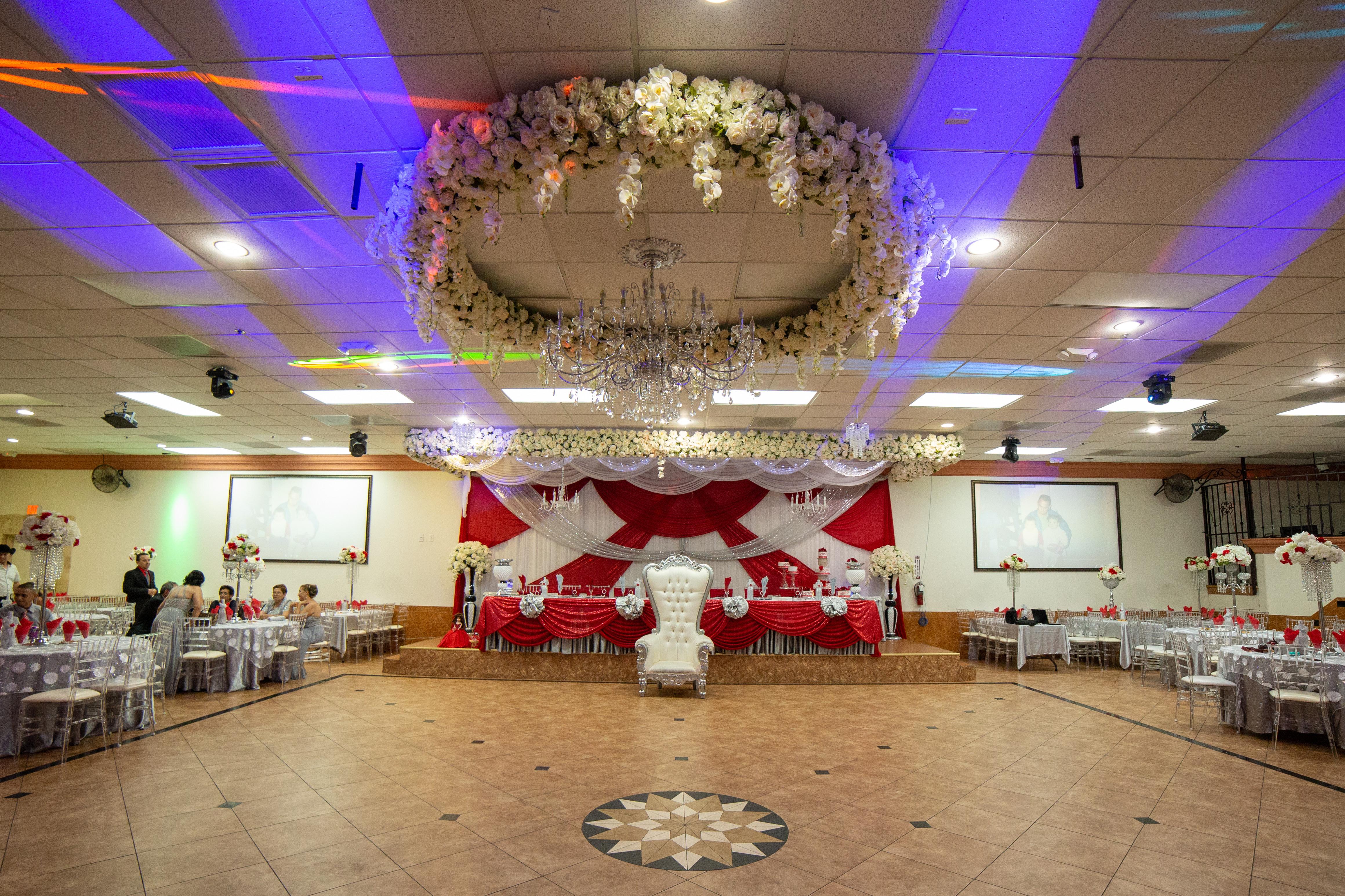 Banquet Hall Tour