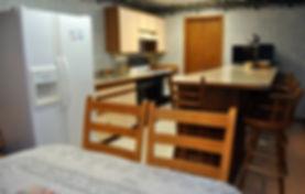 Shared kitchen - Daniels Lake Lodge/Kenai, AK/vacation rentals