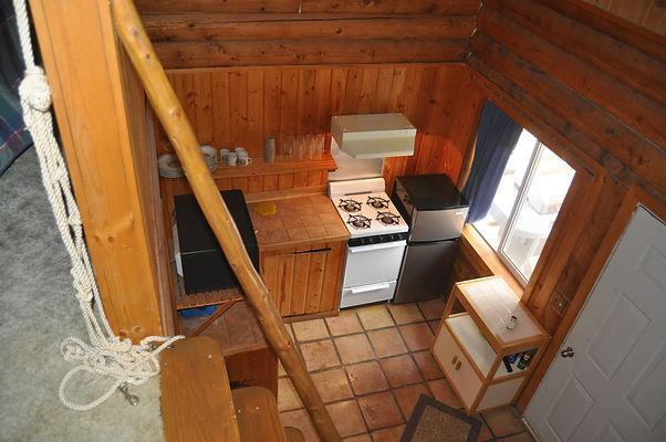 Kitchen Room - Daniels Lake Cabins/Kenai Peninsula, Alaska/Vacation Rentals