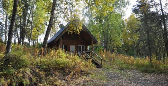 Hideaway Cabin - Daniels Lake Cabins/Kenai Peninsula, Alaska/Vacation Rentals
