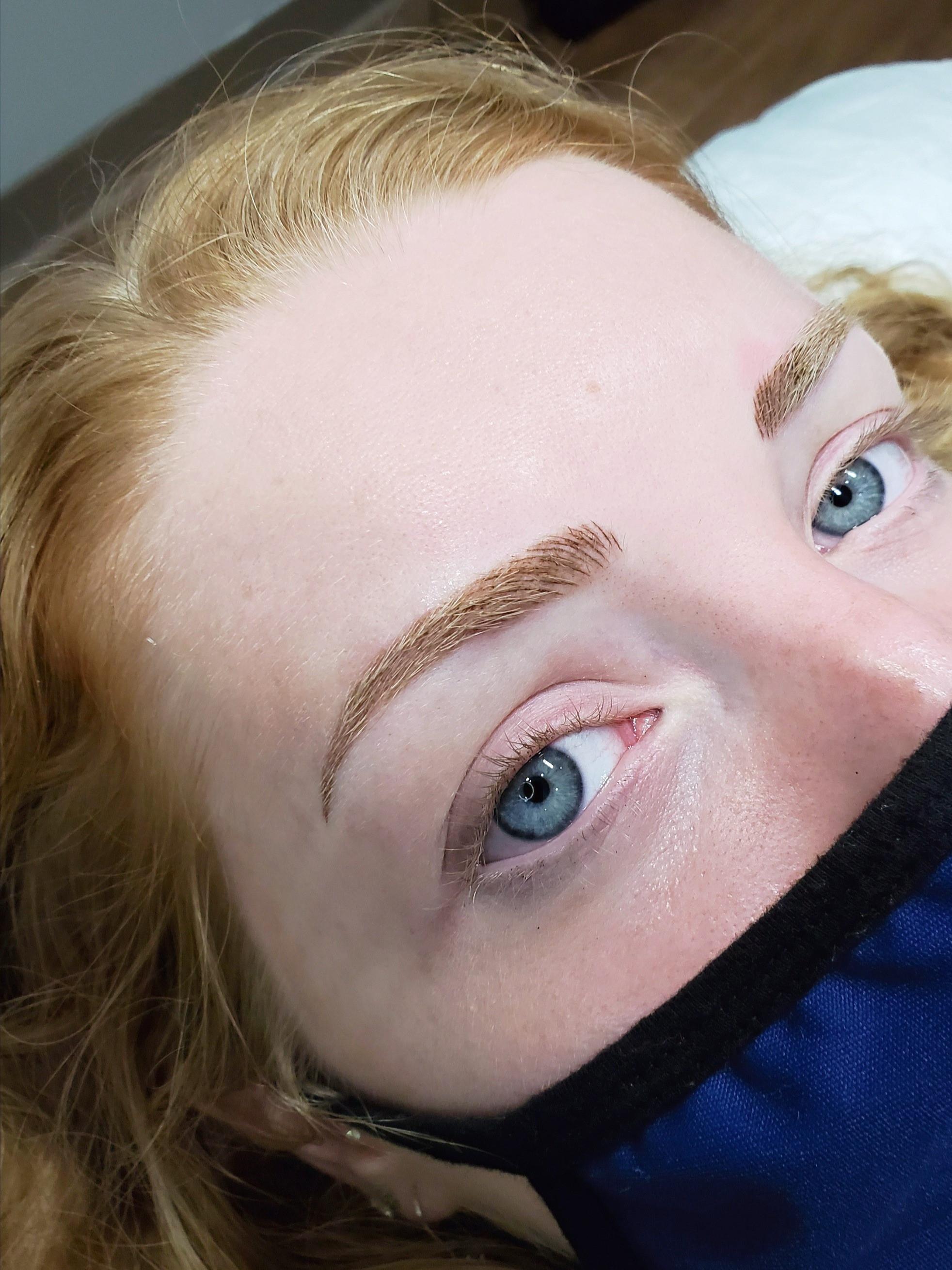Eyebrow Microblading and Powder Brows