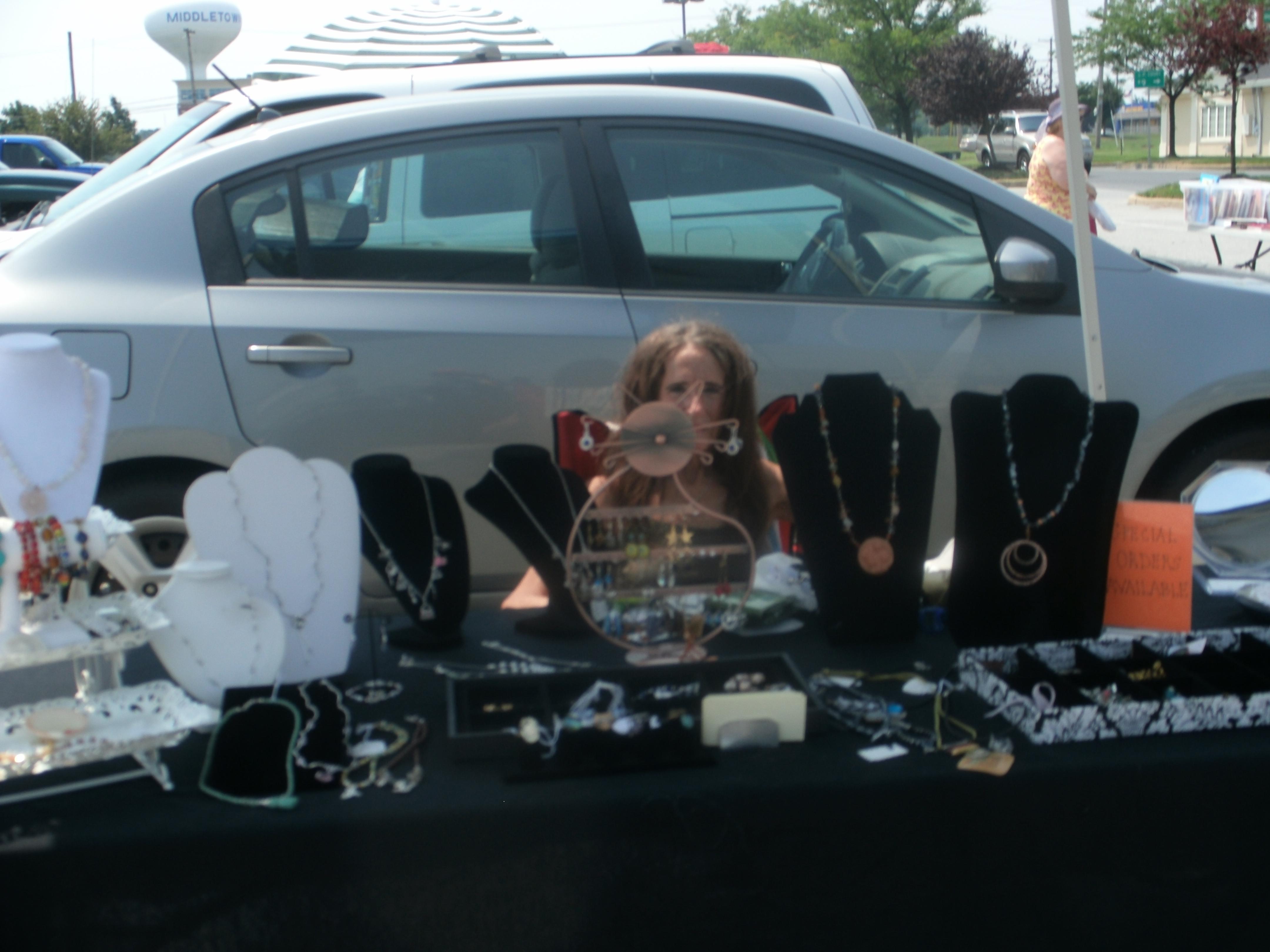 2012 09 Chris Spurka vendor at Dutch in Middletown.JPG
