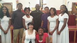 2014 Teen Choir