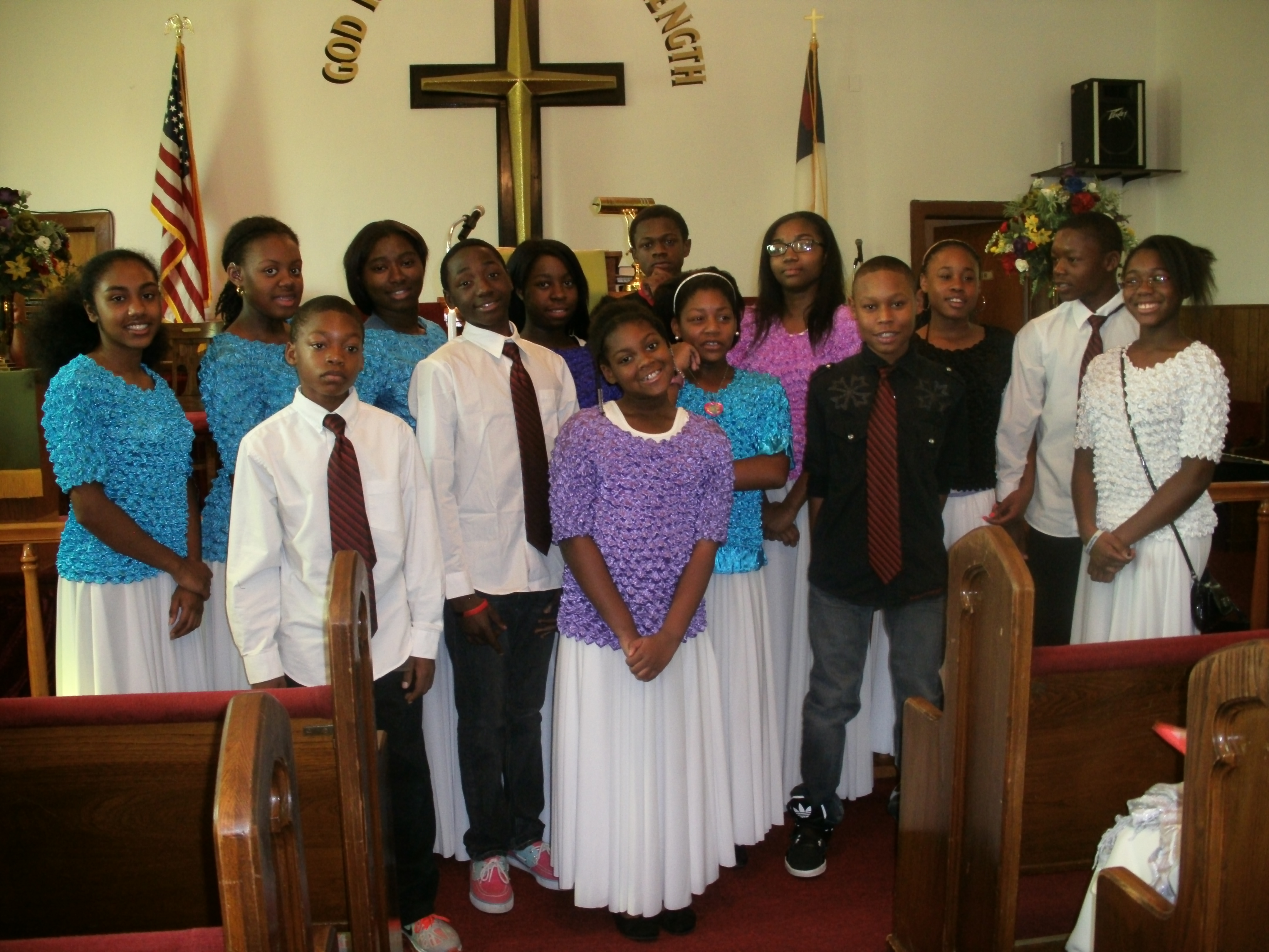 2012 Diversified Praise Team