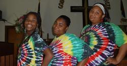 2008 First Praise Team
