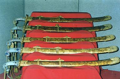 Emporer's swords