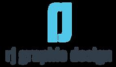 rj graphic design logo