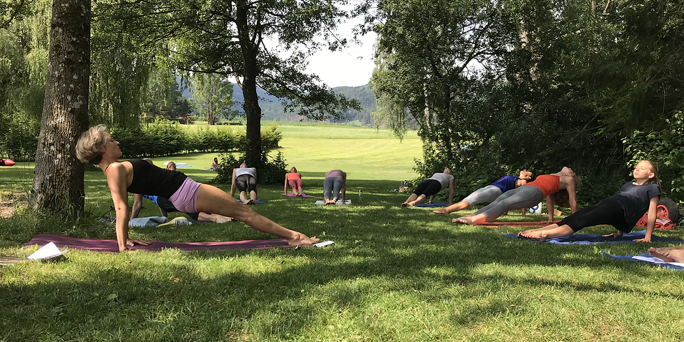 YOGA Woche am Attersee 2021