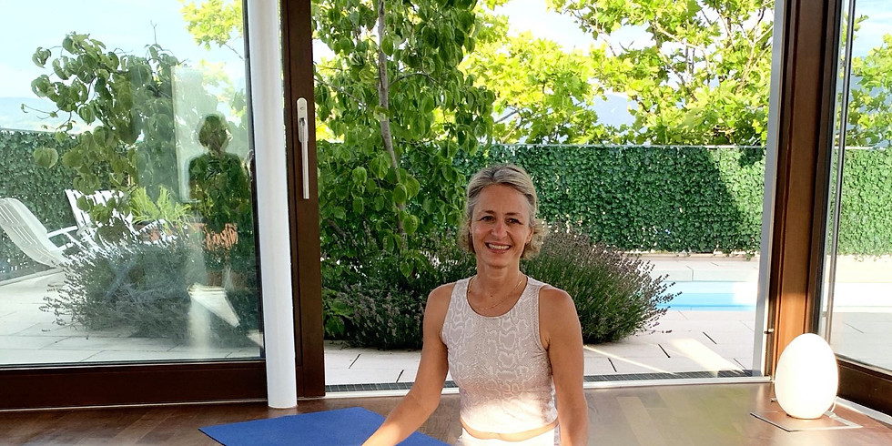 Online Live Yoga Klassen mit Zoom