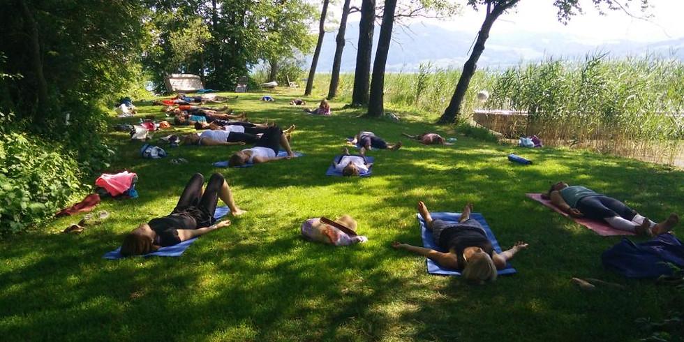 Ashtanga Yoga Foundations Workshop Attersee