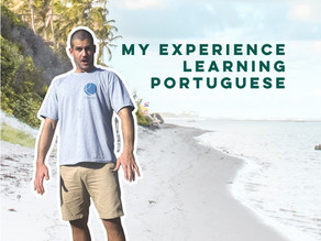My Experience Learning Portuguese