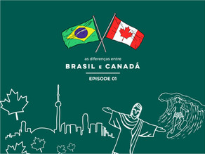 Differences between Canada and Brazil