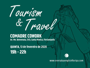 Upcoming Workshop: Travel and Tourism