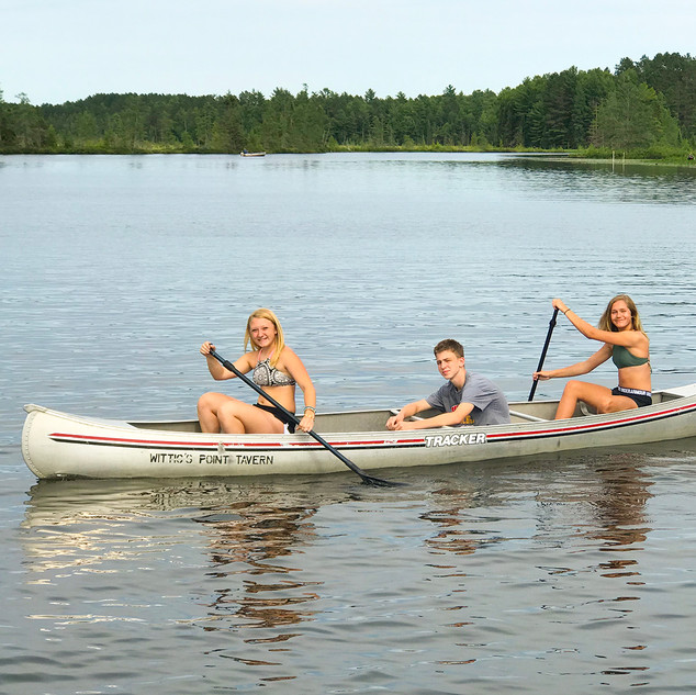 Wittig's Canoes