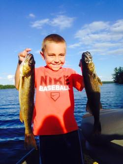 Kids Can Catch Walleye!