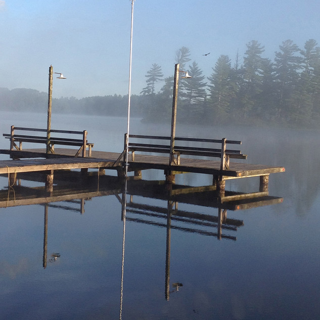 Wittig's Swim Pier