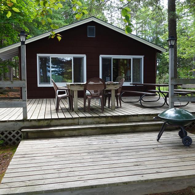 Wittigs Cabin 1