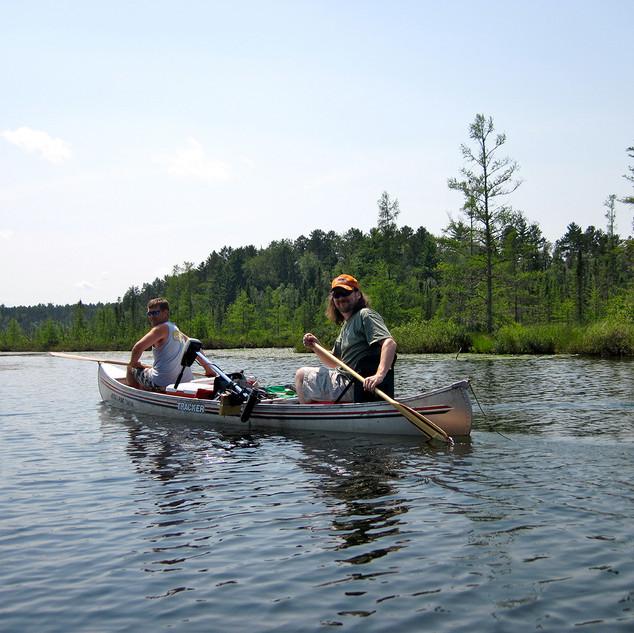 Wittig's Canoe Fishing