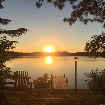 Wittig's Sunset Deck
