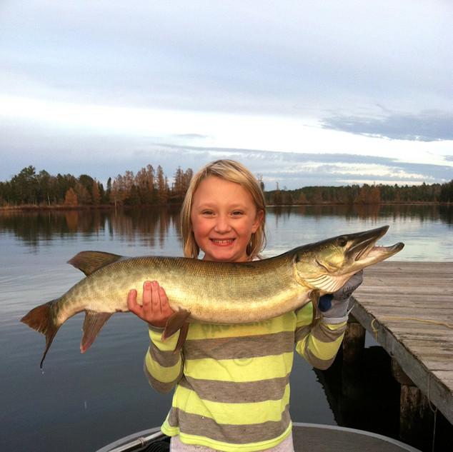 Fishing At Wittig's