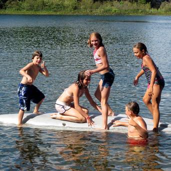 Wittig's Swim Area Float