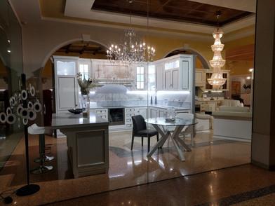 Cucina in legno Silver