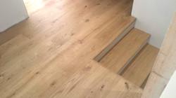 Pavimento in legno naturale